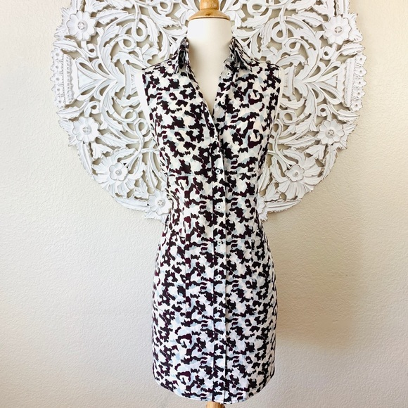 Derek Lam Dresses & Skirts - {Derek Lam 10 Crosby} Silk Button Down Dress